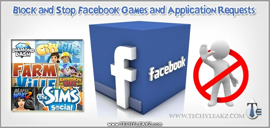 Block and Stop Facebook Games and Application Requests Easily