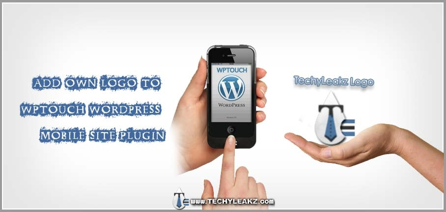 Add Own Logo to WPTouch Mobile WordPress Site Plugin