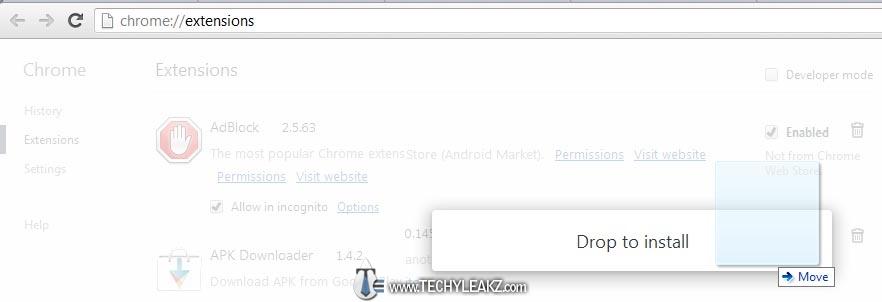 download google chrome apk file for pc